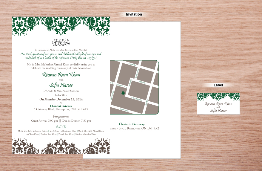 Business card Design and print - Sherwood Design and print